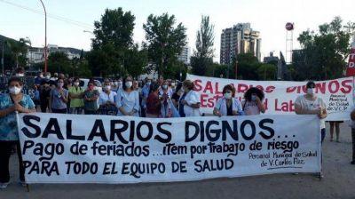 Renunciaron los anestesistas del hospital de Carlos Paz