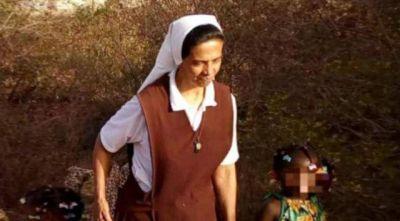 1460 días (4 años) sin Gloria Cecilia, la monja secuestrada en África