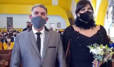Polémica por la bendición a un hombre y su pareja trans en una parroquia de Ushuaia