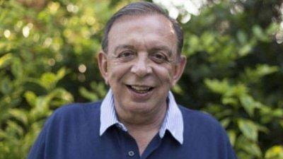 El exintendente Humberto Zúccaro superó el Covid