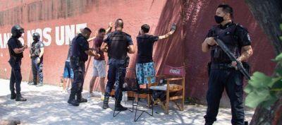 Lanús: más de 160 detenidos en el primer mes de funcionamiento de la patrulla de respuesta inmediata