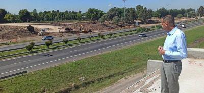 Se reactiva la terminación de la Autopista Ezeiza-Cañuelas