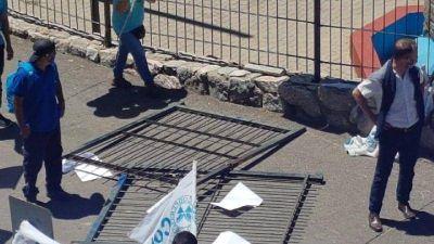 Iniciaron acciones legales por los daños durante la protesta de la Coopi y el Sipos