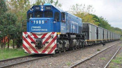 Zárate y Garupá: El tren de cargas que corre entre estos dos destinos pasó de 4.000 a 40.000 toneladas mensuales