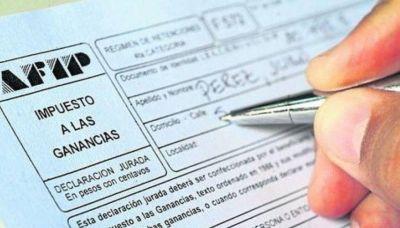 La modificación del Impuesto a las Ganancias beneficiaría a más del 75% de los jujeños