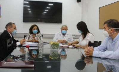 Salud y la Facultad de Medicina fortalecen la formación de los estudiantes en atención primaria