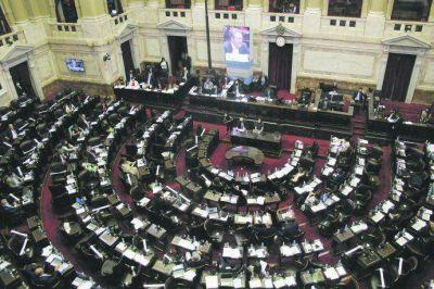 Diputados convoca a sesión especial para el jueves