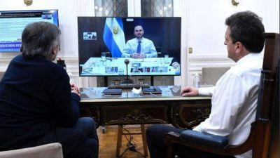 Diputados vuelve a sesionar para tratar una ley que condiciona la negociación de Guzmán con el FMI
