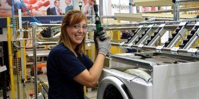 Whirlpool abrirá una segunda fábrica en el país y generará 1.000 nuevos puestos de trabajo