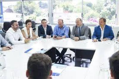 Un día con Berni, la propuesta a los jefes comunales para avanzar contra la inseguridad