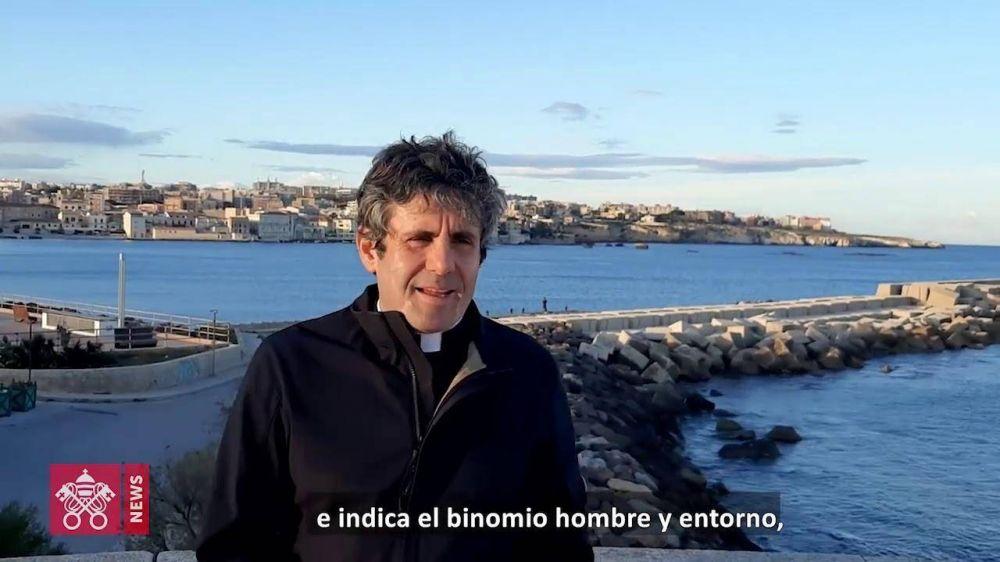 Laudato si', el compromiso de un sacerdote contra la cementificación salvaje