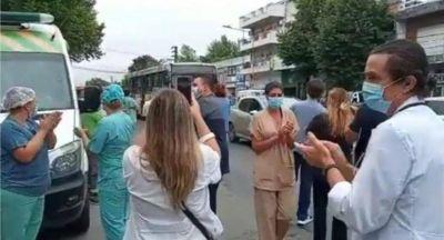 Médicos del Larcade convocan a otra marcha este Jueves por falta de respuesta municipal