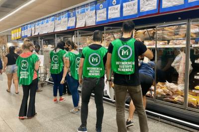 Merlo | El Municipio supervisó el control de precios acordados para la carne