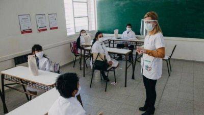 Así será el retorno a las clases presenciales en Pilar y la provincia