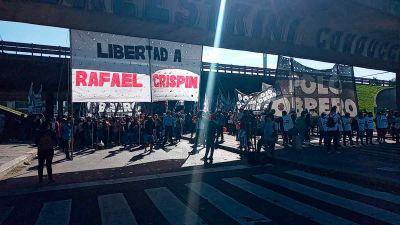 Protestas en los puentes La Noria y Pueyrredón