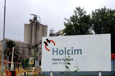 Holcim Argentina unifica su producción en Malagueño y cierra Yocsina