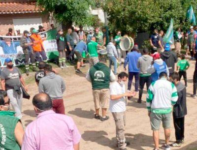 Conflicto por la recolección en Villa Gesell