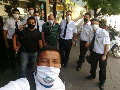 Custodios denuncian la creciente violencia que sufren los trabajadores en tiempos de pandemia