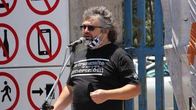 Para Yofra, la CGT «no está a la altura» y el problema son los salarios: «El 50% de los trabajadores son pobres»