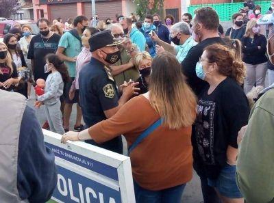 Vecinos del sur de la ciudad manifestaron su preocupación por la inseguridad