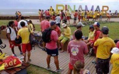 Paro total de guardavidas en Pinamar