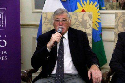 Dolor por la muerte de Horacio López, ex intendente y senador radical de Puan