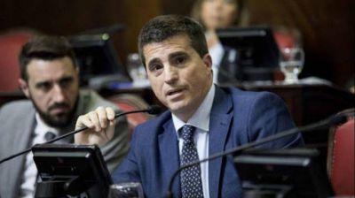 El senador Allan advierte un incremento del 30% la inseguridad en La Plata