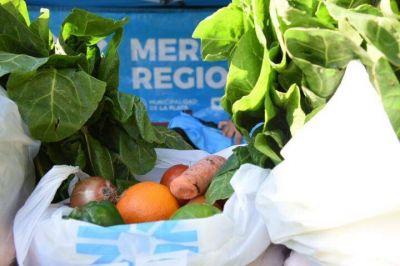 Ya rigen nuevos precios acordados para venta al por mayor en el Mercado Regional