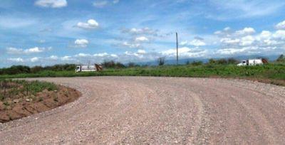 Vialidad: gran avance de en las obras de ruta de acceso a la planta en el Centro Ambiental Jujuy