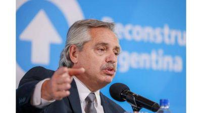 Alberto puso en marcha la campaña electoral con críticas a la oposición