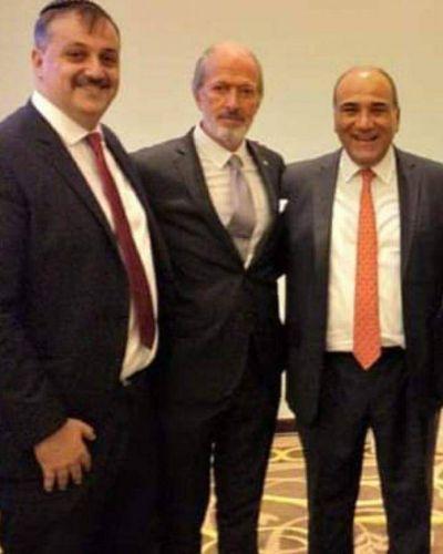 Fabián Neiman: «Las 25 filiales de la DAIA del interior, en forma unánime, apoyamos a Jorge Knoblovits en este momento difícil»