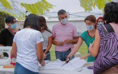 Comienzan los talleres de elaboración de productos de gestión menstrual ecológica en Hurlingham