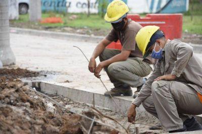 La calle Yatasto se convertirá en una troncal para dos ciudades de Malvinas