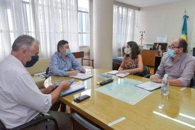 Anunciaron obras por 300 millones de pesos para cloacas y pozos de agua