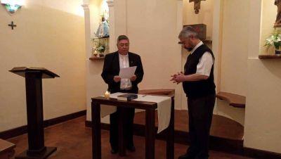 El padre Olguín es el nuevo Vicario Judicial y Presidente del Tribunal Eclesiástico Arquidiocesano