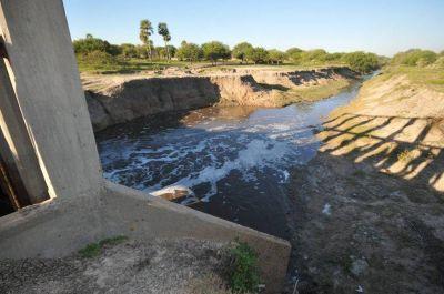 Protección contra inundaciones: millonario convenio para obras en el norte santafesino
