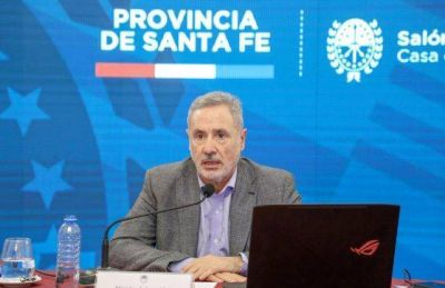 El ministro de Seguridad Marcelo Sain acepta ir a la Legislatura y que haya prensa