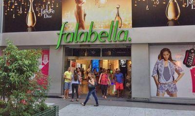 Aparece un tapado para quedarse con la cadena Falabella en Argentina
