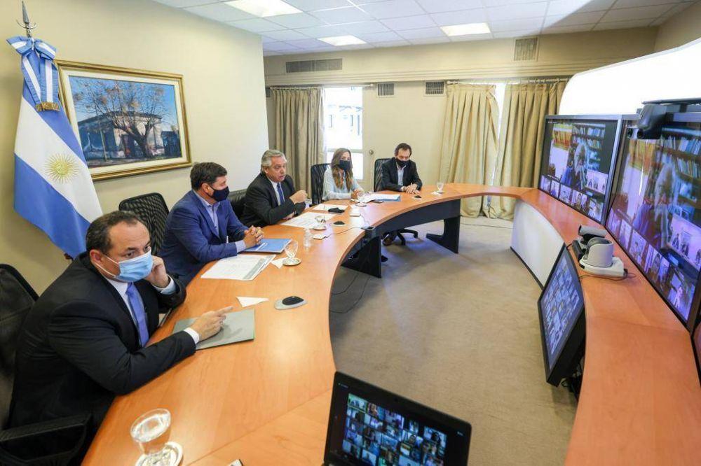 """Alberto Fernández: """"No puede ser que esta oportunidad de desarrollo se convierta en un aumento de precios"""""""