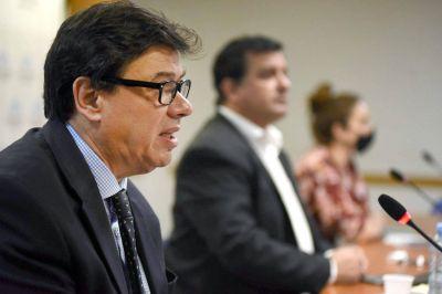 Claudio Moroni en Casa Rosada: «Las consultoras se equivocan con el cálculo de inflación anual proyectada casi de manera constante»