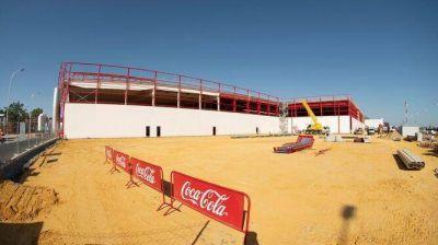 Coca-Cola premia a la planta embotelladora de Sevilla como la mejor de Europa