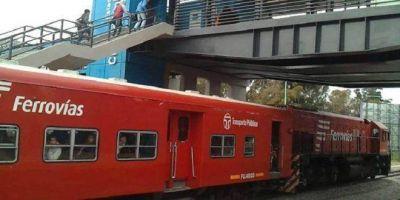 APDFA anunció un paro de 24 horas en el tren Belgrano para el próximo viernes