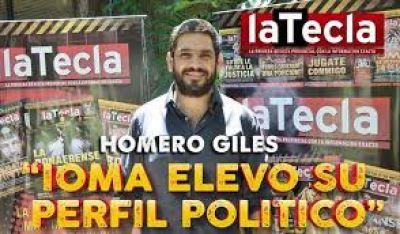 Homero Giles: