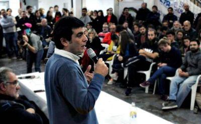 """El titular de ADULP adelantó que en la UNLP """"el primer trimestre será todo virtual"""""""