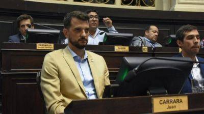 El diputado Carrara pide que Provincia se haga cargo de la inseguridad