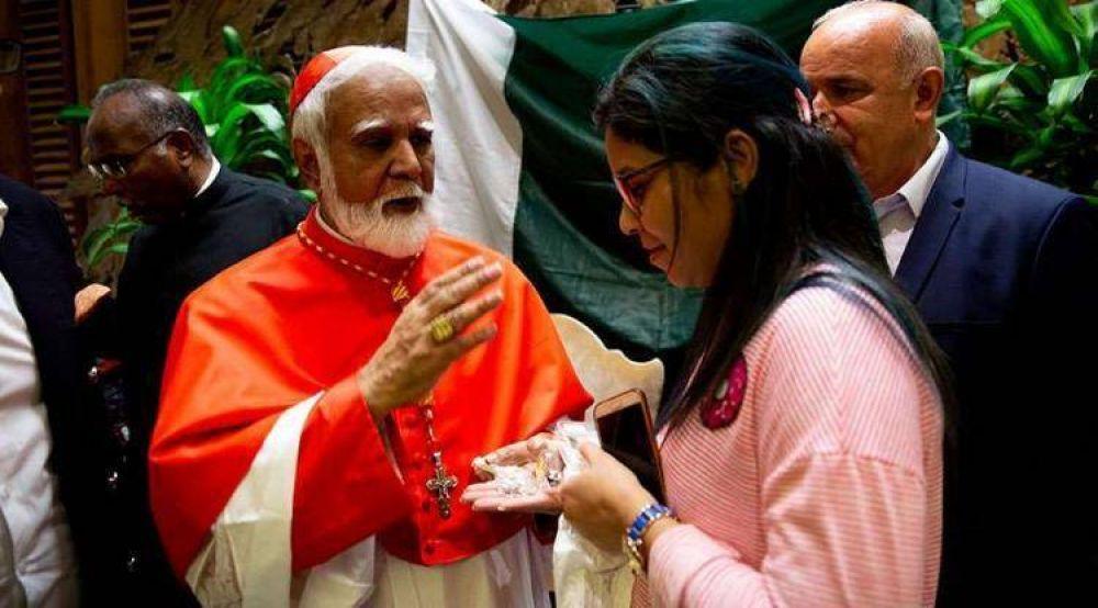 Un católico preside por primera vez centro interreligioso de Pakistán
