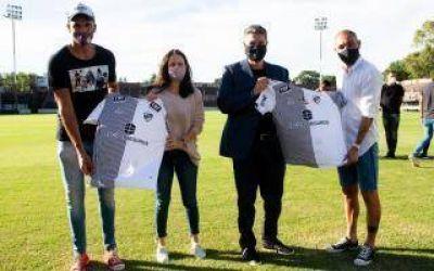 Jorge Macri celebró en Vicente López el ascenso de Platense a la primera división: