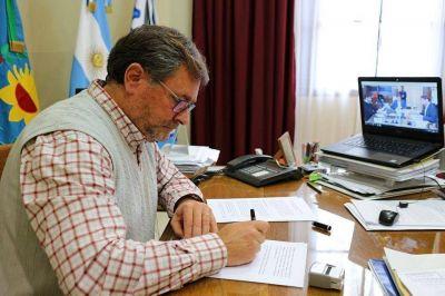 Federico otorgó subsidios para reactivar instituciones culturales y emprendimientos turísticos