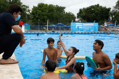 La Matanza | Finalizaron las colonias de verano en el distrito