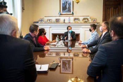 El Municipio y los presidentes de los bloques del Concejo Deliberante formaron una mesa de trabajo